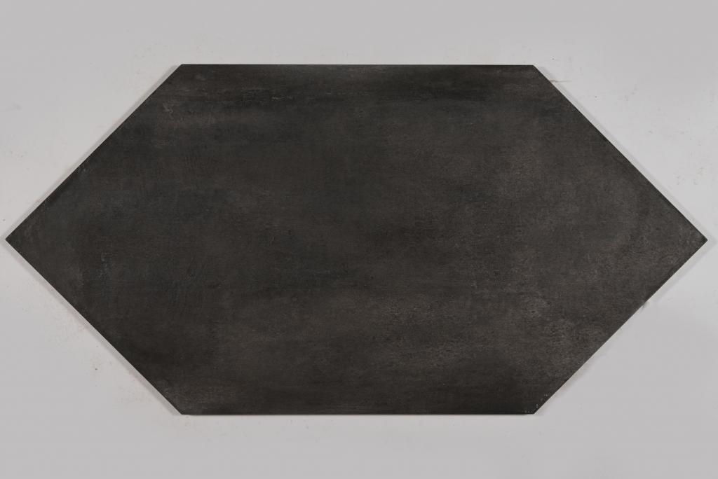 Settecento GEA Losanga Antracite 47,8x95,2 Černá, Antracitová 173041