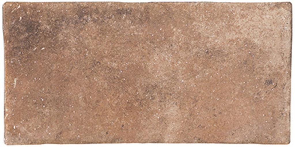 Tuscania Camelot Cotto Outdoor 15,1 x 30,6 cm Hnědá, Béžová, Krémová, Cihlová L7T7